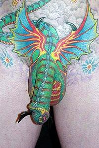 Татуировки на хую