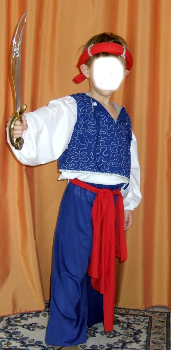 Карнавальный костюм султана своими руками