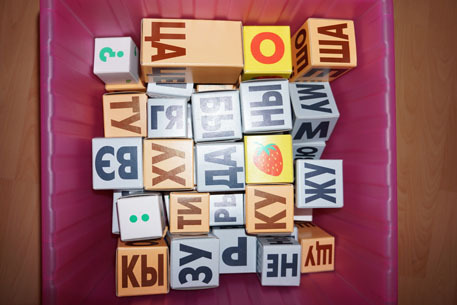 Шаблоны кубики зайцева