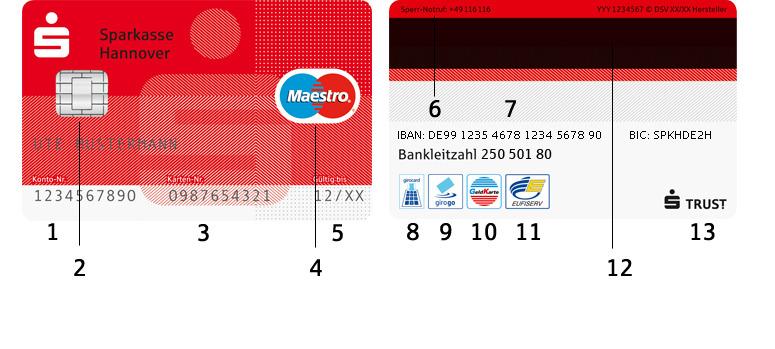 debitkarte sparkasse
