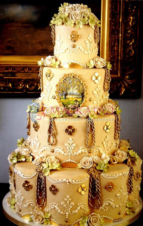 Фото красивых огромных тортов