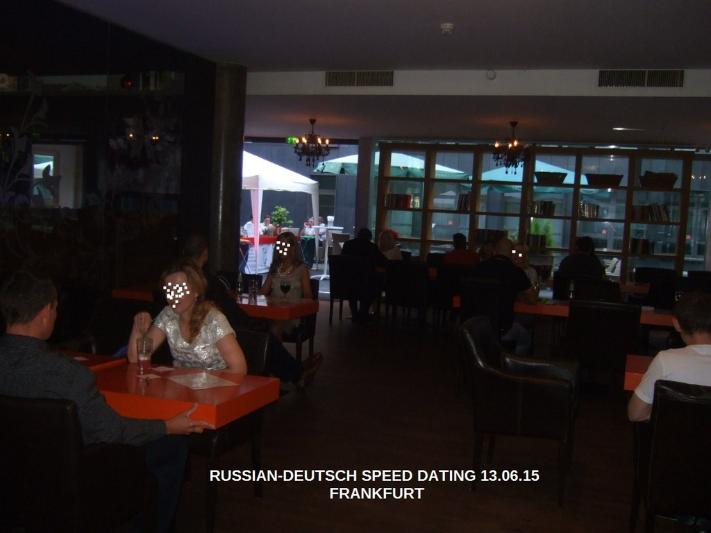 russian speed dating party Find love with loveawake russian speed dating site more than just a dating site, we find compatible successful singles from russian federation looking for a online relationship serious and no strings attached review your russian matches for free.