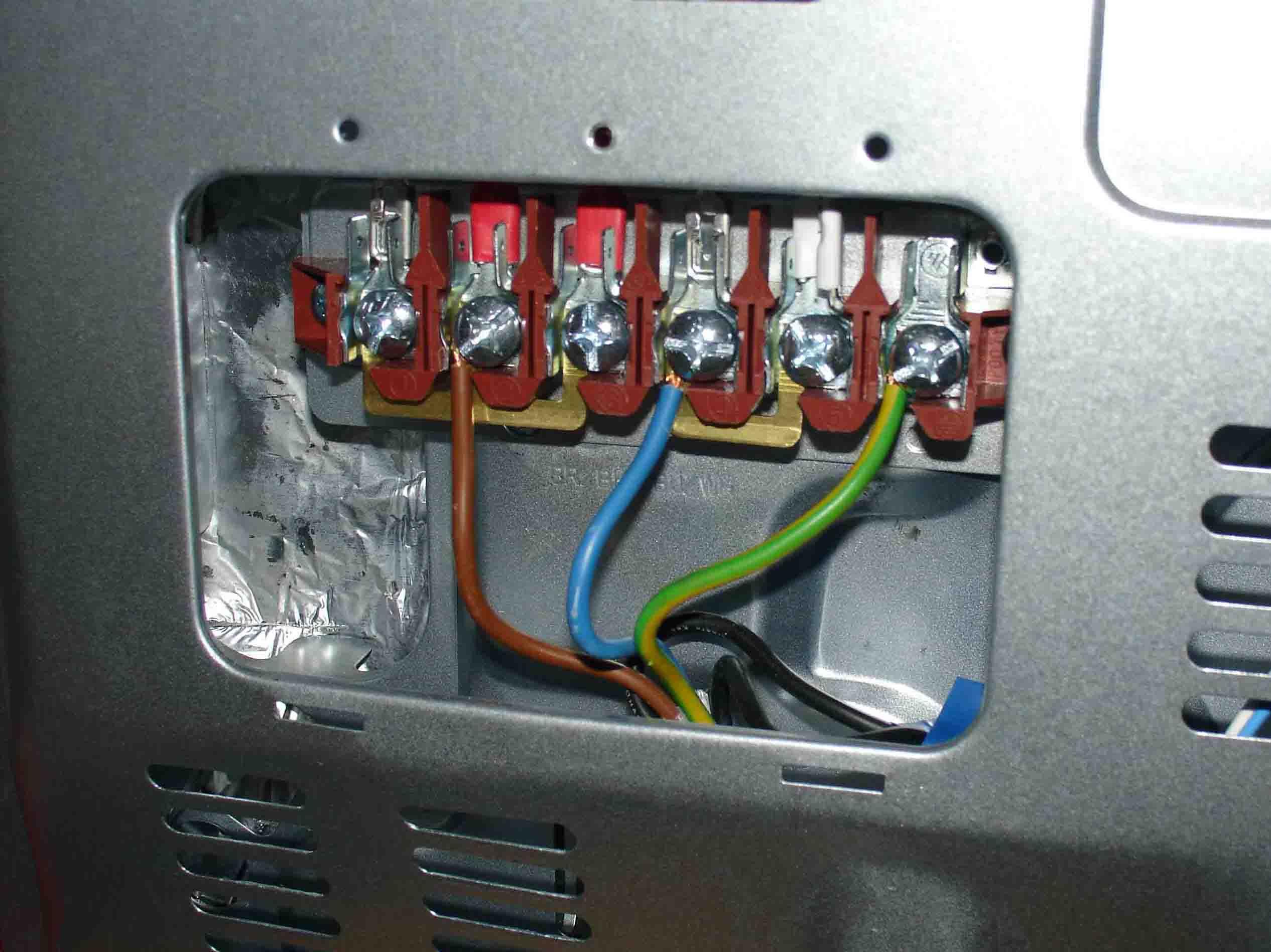 Как подключить электрическую плиту