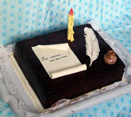Фото торт для мужа своими руками