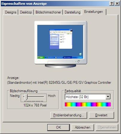 Intel r 82845g
