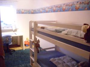 Etagenbett Knuth Kiefer Massiv 90x200 Weiß Lackiert Neu : 2 х ярусная кровать Дом и семья