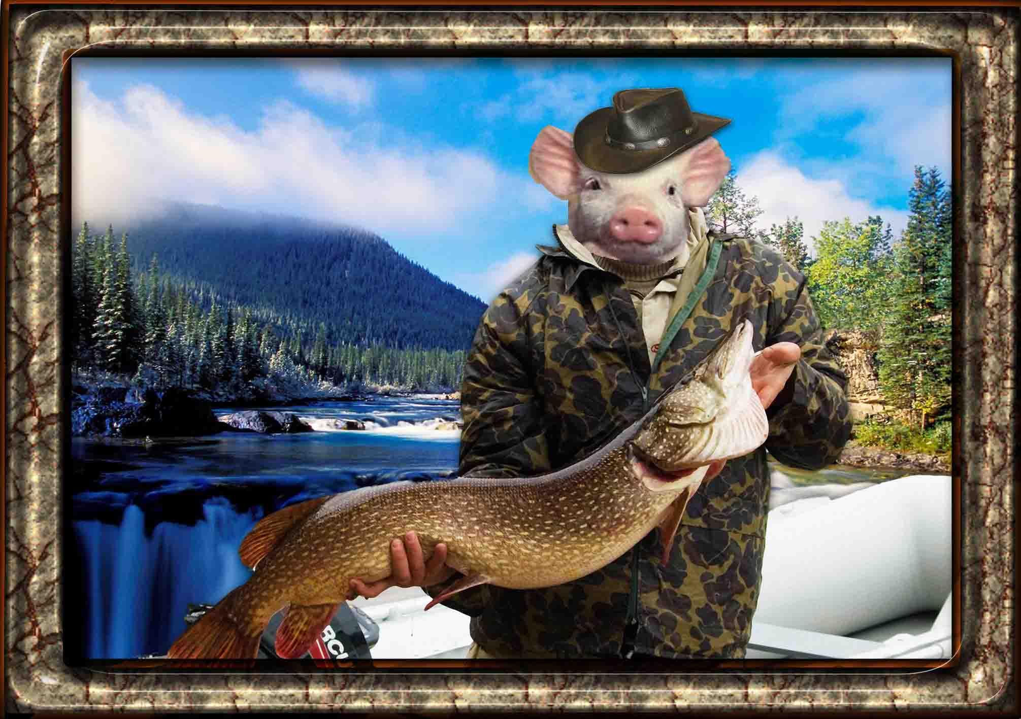 Поздравление рыбаку фото