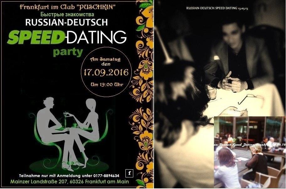 speed dating russian frankfurt pure dating