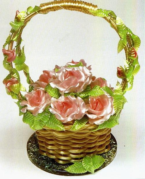 фото цветы из карамели эксплуатации